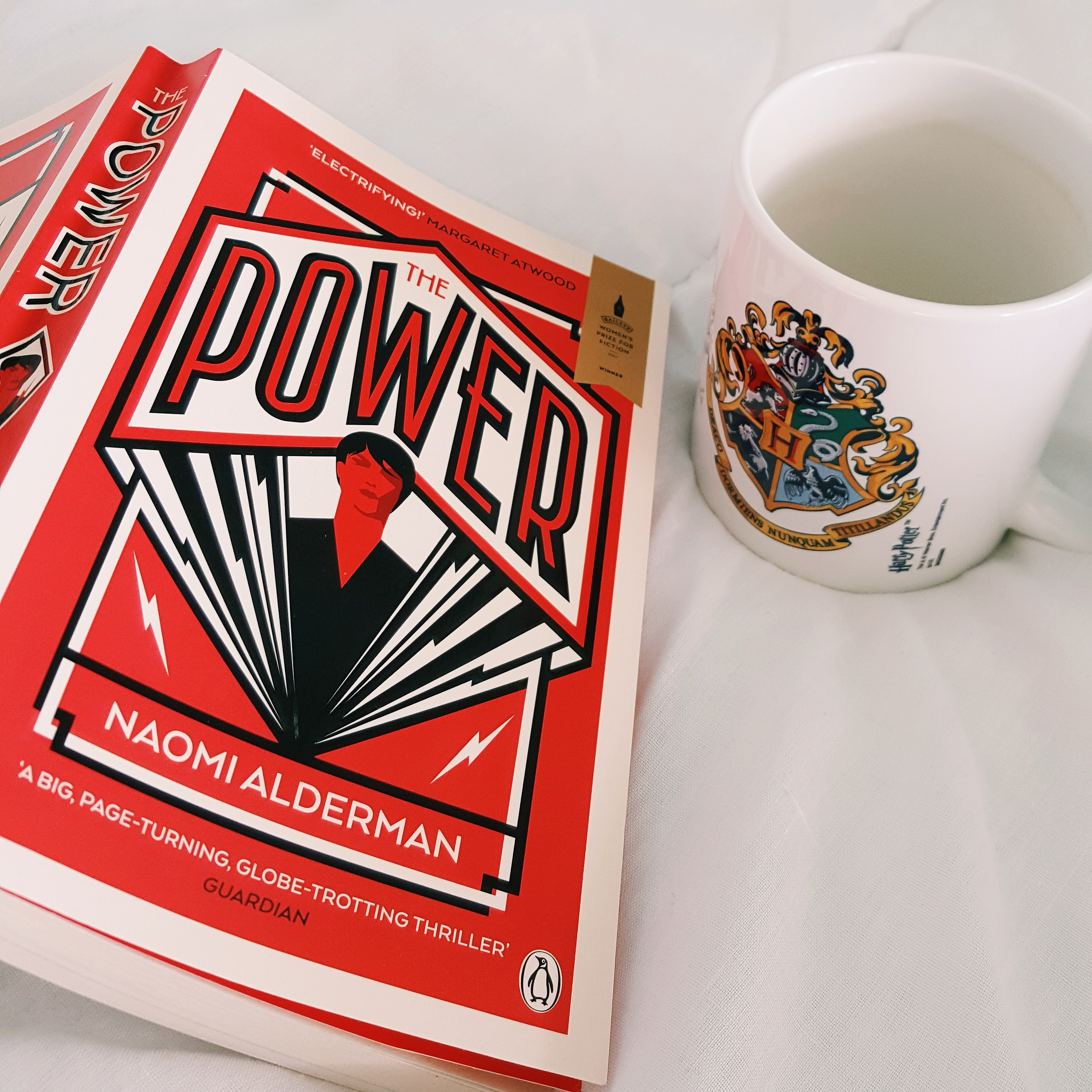 Read my review of The Power by Naomi Alderman on theveryhungrybookworm.com now!